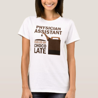 Physician Assistant (Funny) Chocolate T-Shirt