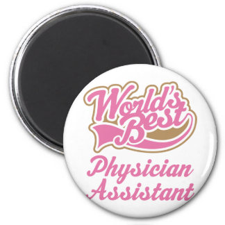Physician Assistant Gift 2 Inch Round Magnet