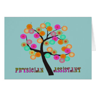 Physician Assistant Gifts Card