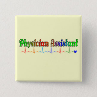 Physician Assistant Gifts T-Shirts and More Button