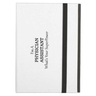 PHYSICIAN ASSISTANT iPad AIR COVER