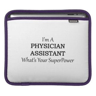 PHYSICIAN ASSISTANT iPad SLEEVES