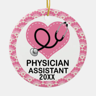Physician Assistant Personalized Gift Ornament