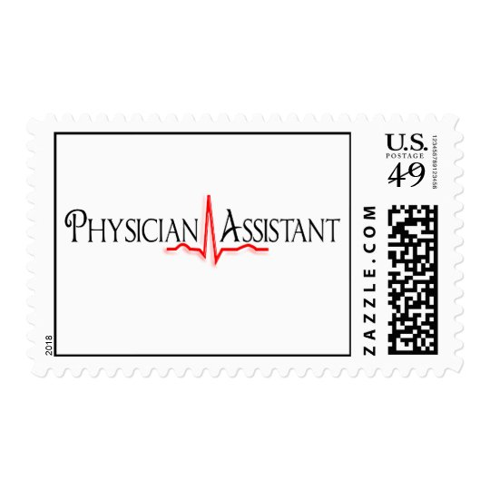 Physician Assistant Postage Stamps