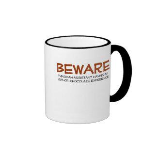 Physician Assistant Ringer Mug