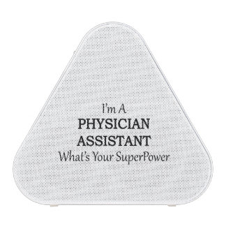 PHYSICIAN ASSISTANT SPEAKER