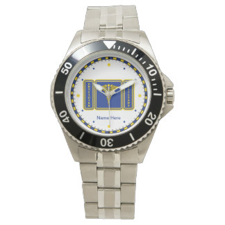 Physician Assistant Wristwatches