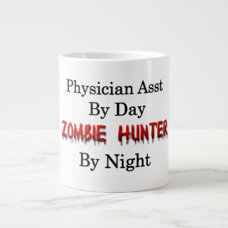 Physician Assistant/Zombie Hunter Large Coffee Mug