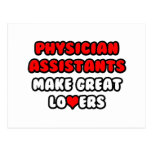 Physician Assistants Make Great Lovers Post Cards