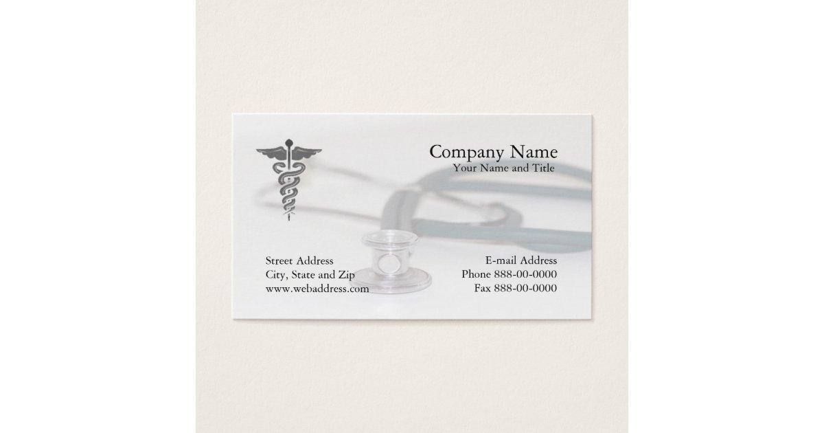 Nursing Assistant Business Cards & Templates | Zazzle