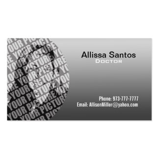 physician business cards