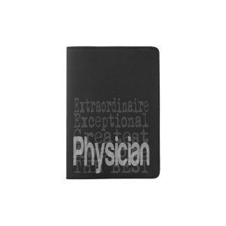 Physician Extraordinaire Passport Holder