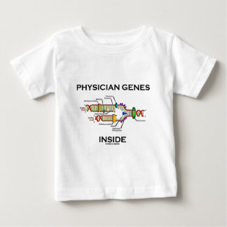 Physician Genes Inside (DNA Replication) Baby T-Shirt