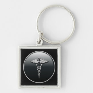 Physician Key Chain