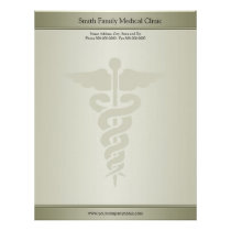 Physician Medical Doctor Letterhead