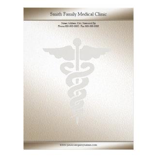 Physician Medical Doctor Letterhead