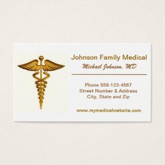 doctors business card