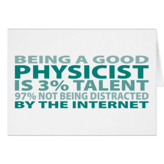 Physicist 3% Talent Cards