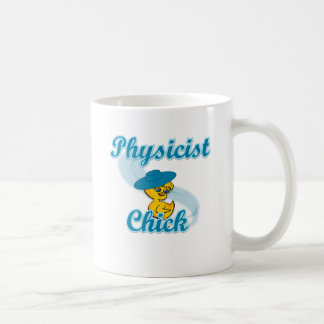 Physicist Chick #3 Coffee Mug