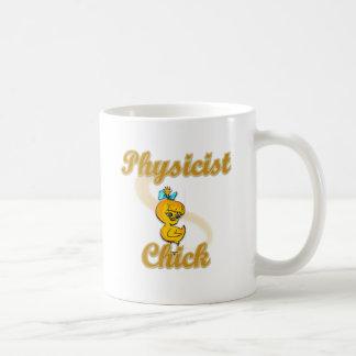 Physicist Chick Coffee Mug