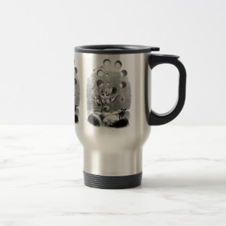 Physicist Juggling with the Planets 15 Oz Stainless Steel Travel Mug