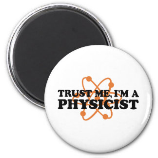 Physicist Magnet