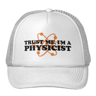 Physicist Trucker Hat