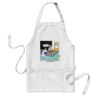Physicists Meditating Adult Apron
