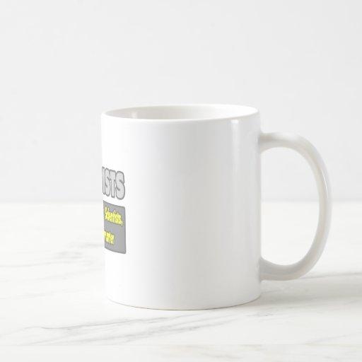Physicists...Smarter Classic White Coffee Mug