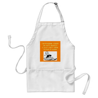 physics adult apron