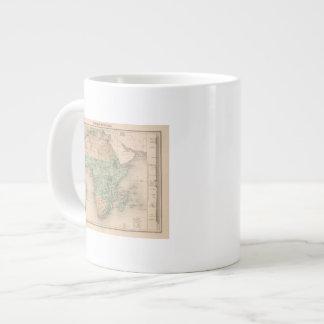Physics Africa Large Coffee Mug