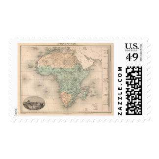 Physics Africa Postage