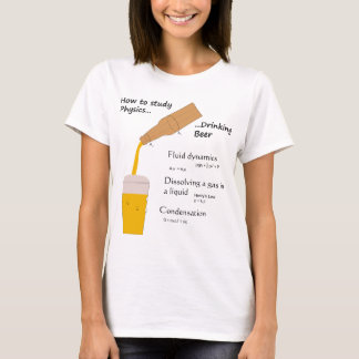 Physics and Beer T-Shirt