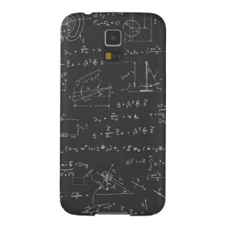 Physics diagrams and formulas case for galaxy s5