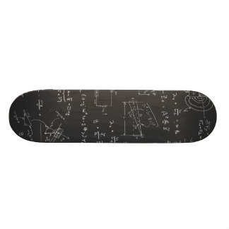 Physics diagrams and formulas skateboard