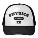 Physics Ed Mesh Hat