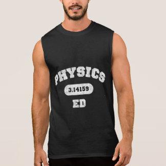 Physics Ed Sleeveless Shirt