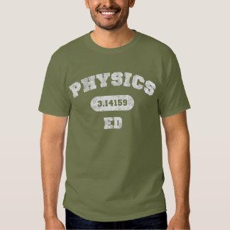 Physics Ed T-Shirt