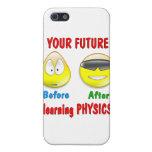 Physics Future iPhone 5 Cover