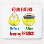 Physics Future Mousepad