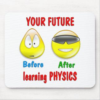 Physics Future Mouse Pad