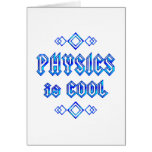 Physics Is Cool Cards