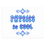 Physics Is Cool Postcards