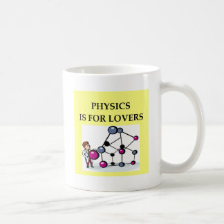 PHYSICS is for lovers Coffee Mug