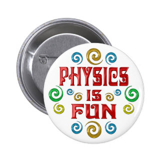 Physics is FUN Button