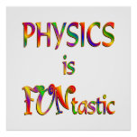 Physics is FUNtastic Posters
