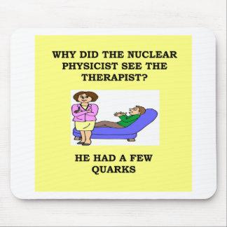 physics mousepads