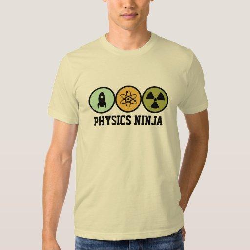 Physics Ninja T-shirt