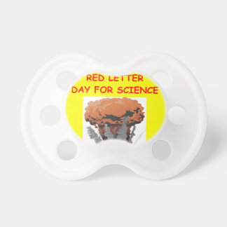 physics BooginHead pacifier