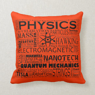 Physics Pillow